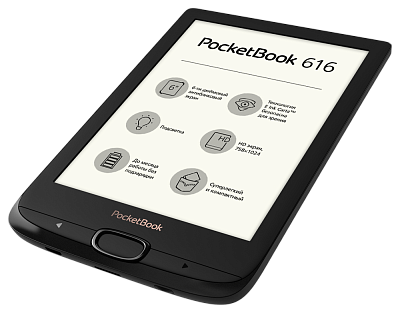 PocketBook 616 Черный